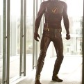 """The Flash -- """"All Star Team Up"""" -- Image FLA118B_0060b -- Pictured: Grant Gustin as The Flash -- Photo: Cate Cameron/The CW -- �© 2015 The CW Network, LLC. All rights reserved."""