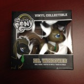 We So Nerdy 6-month Giveaway, Funko My Little Pony Dr. Whooves