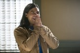 """The Flash -- """"Who is Harrison Wells?"""" -- Image FLA119B_0016b -- Pictured: Carlos Valdes as Cisco Ramon -- Photo: Katie Yu /The CW -- © 2015 The CW Network, LLC. All rights reserved."""