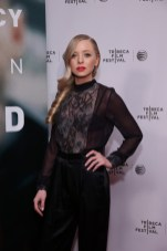 "MR. ROBOT -- ""Tribeca Film Festival Premiere of ""MR. ROBOT"" in New York, NY on Sunday, April 26, 2015 "" -- Pictured: Portia Doubleday ""Mr. Robot"" -- (Photo by: Neilson Barnard/USA Network)"