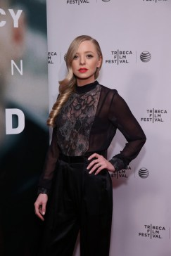 """MR. ROBOT -- """"Tribeca Film Festival Premiere of """"MR. ROBOT"""" in New York, NY on Sunday, April 26, 2015 """" -- Pictured: Portia Doubleday """"Mr. Robot"""" -- (Photo by: Neilson Barnard/USA Network)"""