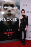 "MR. ROBOT -- ""Tribeca Film Festival Premiere of ""MR. ROBOT"" in New York, NY on Sunday, April 26, 2015 "" -- Pictured: Carly Chaikin ""Mr. Robot"" -- (Photo by: Neilson Barnard/USA Network)"