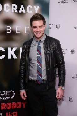 """MR. ROBOT -- """"Tribeca Film Festival Premiere of """"MR. ROBOT"""" in New York, NY on Sunday, April 26, 2015 """" -- Pictured: Ben Rappaport -- (Photo by: Neilson Barnard/USA Network)"""