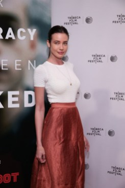 "MR. ROBOT -- ""Tribeca Film Festival Premiere of ""MR. ROBOT"" in New York, NY on Sunday, April 26, 2015 "" -- Pictured: Stephanie Corneliussen -- (Photo by: Neilson Barnard/USA Network)"