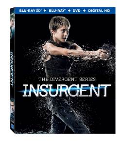 BREAKING: 'Insurgent' Coming to Digital HD July 21 and Blu-ray/DVD on August 4