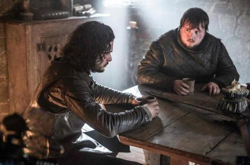 """VIDEO/PHOTOS: Preview Tonight's 'Game of Thrones' Season 5 Finale """"Mother's Mercy"""""""