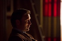 "HANNIBAL -- ""Secondo"" Episode 303 -- Pictured: Mads Mikkelsen as Hannibal Lecter -- (Photo by: Brooke Palmer/NBC)"