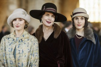 PHOTOS: First Look at 'Downton Abbey' Final Season Depicts the Sunset of the Series