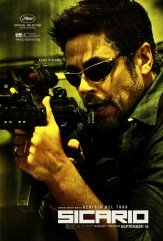 VIDEO/PHOTOS: Benicio Del Toro Welcomes Us to Juarez in New 'Sicario' Trailer