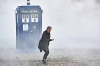 Doctor Who, Season 9, Episode 1, the Doctor (Peter Capaldi). Photo Credit: Simon Ridgway/ © BBC WORLDWIDE LIMITED