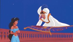 Disney's is releasing ALADDIN for the firt time on Blu-ray and Digital HD with a Diamond Edition on October 13, 2015. Photo Credit Disney Enterprises, Inc.