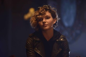 """GOTHAM: Selina (Camren Bicondova) in the """"Damned if you Do,… """" Season Two premiere of GOTHAM airing Monday, Sept. 21 (8:00-9:00 PM ET/PT) on FOX. ©2015 Fox Broadcasting Co. Cr: Nicole Rivelli/FOX"""