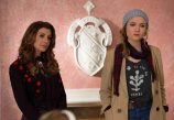 """SCREAM QUEENS: Pictured L-R: Nasim Pedrad as Gigi and Skyler Samuels as Grace in """"Hell Week,"""" the second part of the special, two-hour series premiere of SCREAM QUEENS airing Tuesday, Sept. 22 (8:00-10:00 PM ET/PT) on FOX. ©2015 Fox Broadcasting Co. Cr: Steve Dietl/FOX."""