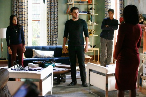"""VIDEO/PHOTOS: Preview 'How to Get Away with Murder' Season 2, Episode 4 """"Skanks Get Shanked"""""""