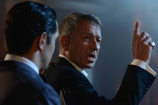 "GOTHAM: Alfred (Sean Pertwee) in ""Rise of the Villains: The Last Laugh"" episode of GOTHAM airing Monday, Oct. 5 (8:00-9:00 PM ET/PT) on FOX. ©2015 Fox Broadcasting Co. Cr: Nicole Rivelli/FOX."
