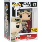 WSN 2nd Annual Holiday Giveaway; Rey Funko Pop! Hot Topic Exclusive