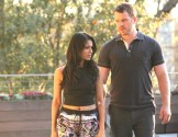 SECOND CHANCE: L-R: Dilshad Vadsaria and Rob Kazinsky in the series premiere of SECOND CHANCE airing Wednesday, Jan. 13 (9:00-10:00 PM ET/PT) on FOX. ©2015 Fox Broadcasting Co. Cr: Bill Matlock/FOX