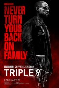 VIDEO/PHOTOS: New 'Triple 9' Trailer & Character Posters
