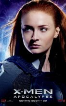 Team X vs. Team Apocalypse in New 'X-Men: Apocalypse' Character Posters