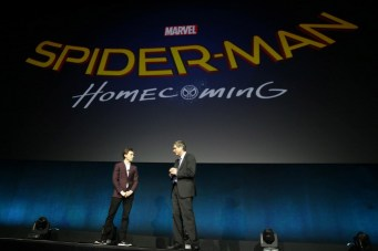 PHOTOS: Stars Turn Out for Sony Pictures CinemaCon Presentation