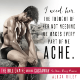 BOOK REVIEW: The Billionaire and His Castaway by Alexa Riley—4 Stars