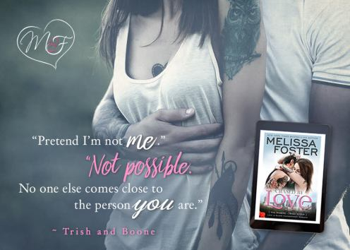 SPOTLIGHT: 'Chased By Love' by Melissa Foster