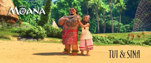 Disney Releases Extended Trailer for 'Moana' and Character Posters