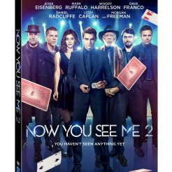 'Now You See Me 2' Coming to Digital HD in August, Blu-ray/DVD in September