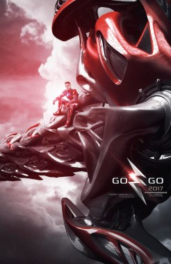 Lionsgate Debuts New Posters for 'Power Rangers' & 'John Wick: Chapter 2'