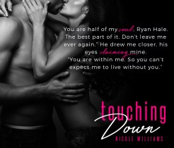 SPOTLIGHT: 'Touching Down' by Nicole Williams