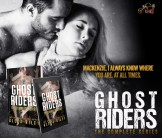 SPOTLIGHT: 'Ghost Riders: The Complete Series' by Alexa Riley