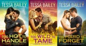 SPOTLIGHT: 'Too Hot To Handle' by Tessa Bailey