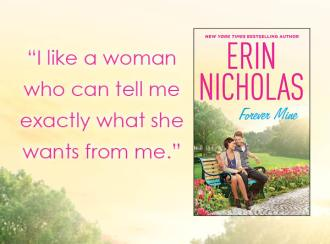 SPOTLIGHT/GIVEAWAY: 'Forever Mine' by Erin Nicholas