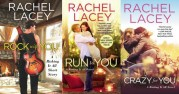 SPOTLIGHT/GIVEAWAY: 'Crazy For You' by Rachel Lacey