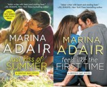 SPOTLIGHT/GIVEAWAY: 'Feels Like the First Time' by Marina Adair
