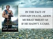 SPOTLIGHT/GIVEAWAY: 'The Highland Commander' by Amy Jarecki