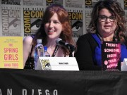Our Fave Authors Embrace the Romantic at Comic-Con 2017