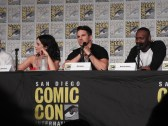 'Timeless' Cast/Creators Celebrate Fans at SDCC 2017