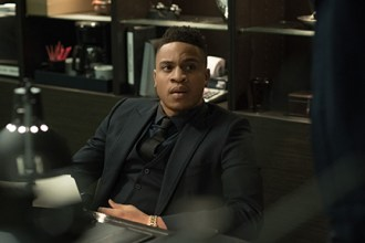 """POWER 403 """"The Kind of Man You Are""""; Courtesy of 2016 STARZ Entertainment, LLC (Photography By Myles Aronowitz)"""