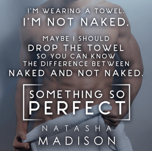 SPOTLIGHT: 'Something So Perfect' by Natasha Madison