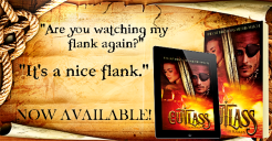 SPOTLIGHT/REVIEW: 'Cutlass' by T.M. Franklin