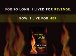 SPOTLIGHT/GIVEAWAY: 'Wicked S.O.B.' by Zara Cox