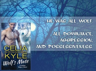 SPOTLIGHT/GIVEAWAY: 'Wolf's Mate' by Celia Kyle