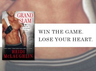 SPOTLIGHT/GIVEAWAY: 'Grand Slam' by Heidi McLaughlin