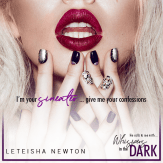 SPOTLIGHT: 'Whispers in the Dark' by LeTeisha Newton