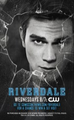 Riverdale is Official Hotel Keycard of SDCC 2018 (#WBSDCC)