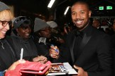 Interviews with Michael B. Jordan & Tessa Thomson at CREED II Premiere
