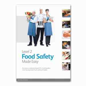 Title: Level 2 Food Safety Made Easy Author: Stuart Fellows, Paul Stedman Pages: 40 ISBN: 978 0 9552294 4 2 Format: A4