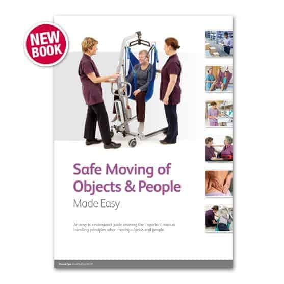 Title: Safe Moving of Objects & People Author: Shona Eyre GradDipPhys MCSP Pages: 64 ISBN: 0 955 229 49 7 Format: A4 Published: 2015 Edition 1.0