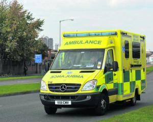Wiltshire Ambulances